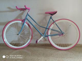 se vende bici de paseo sin apenas us