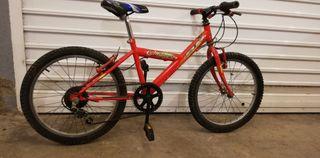 """Bicicleta de 20"""" BH California"""