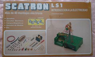 JUEGO SCATRON LS1 RF 222 SCALA MONTAJES ELECTRICOS