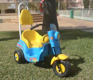 Moto chopper Faber Castle para niño