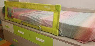 Barrera cama Asalvo
