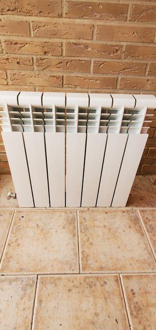 radiador para caldera de agua