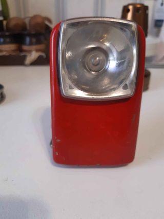 Linterna de petaca Tximist tipo Aralar años 60