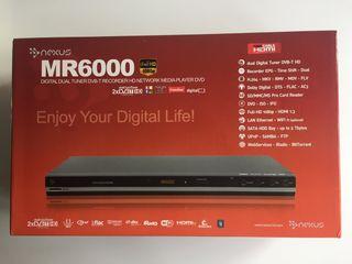 Nexus MR6000 + HDD 2TB (Reproductor y grabador)