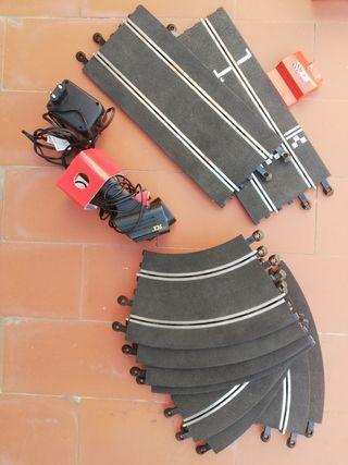 pista Scalextric circuito 0