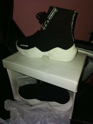zapatillas tipo Balenciaga