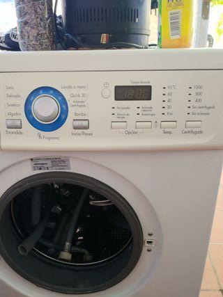 lavadora marca LG 7 kilos