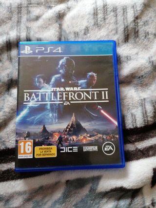 juego Battlefront II