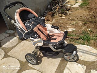 carrito bebé jané