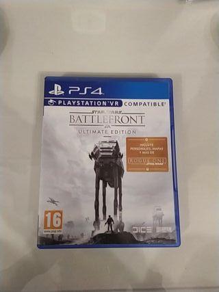 Star wars Battlefront 2015 ps4