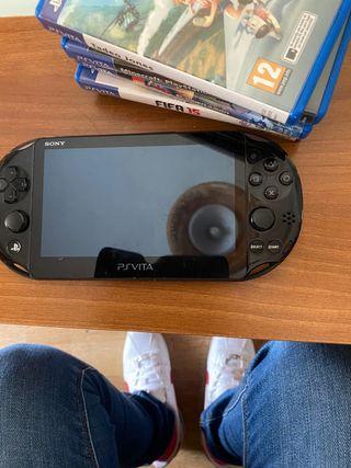 Consola PS2 Vita origin cn2 tarjetas de memoria