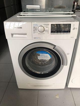 Lavadora con secadora 7 kg+ 4 kg