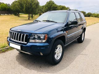Todoterreno Jeep Grand Cherokee 119.000 kms