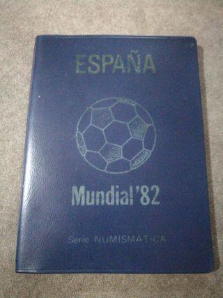 Pesetas mundial 1982