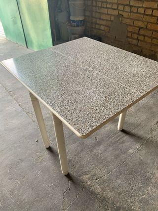 Mesa cocina auxiliar 90x40 extensible