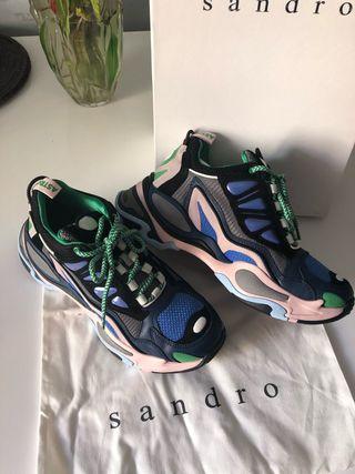 Sandro sneakers nuevos !