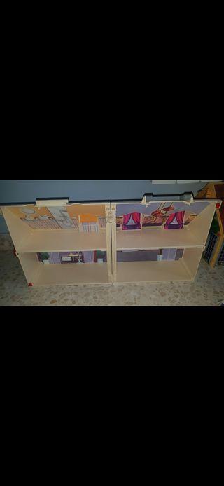 3 casas de Playmobil