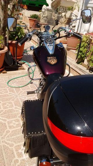 Kawasaki Custo 500cc