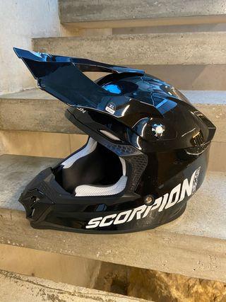 Casco Scorpion VX-16 AIR Talla XL