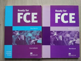Libros inglés Ready for FCE