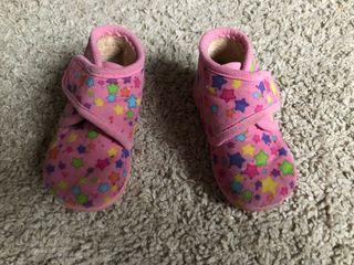 Zapatillas casa niña 21