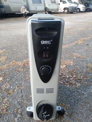estufa eléctrica de aceite