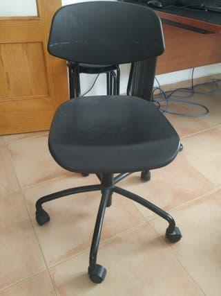 silla escritorio con ruedas ikea