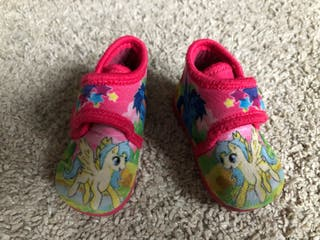 Zapatillas casa niña 20