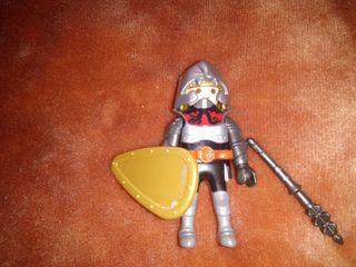 playmobil medieval caballero