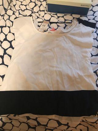 Camiseta tirantes esfera