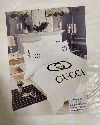 Gucci Kingsize bedding