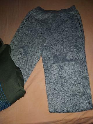 conjunto de chandal. pantalon + sudadera.