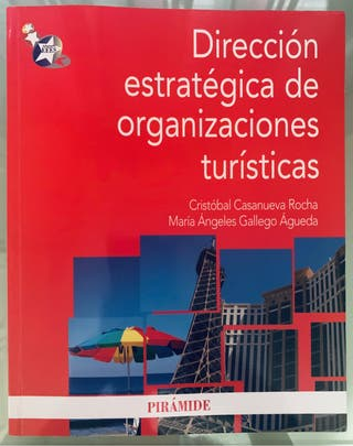 Libro dirección estratégica