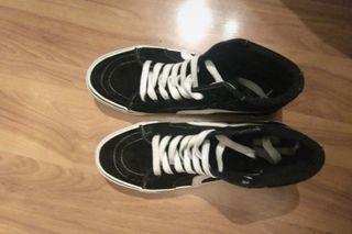 Zapatillas imitación Vans