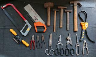 herramienta manual utensilios cocina bricolaje