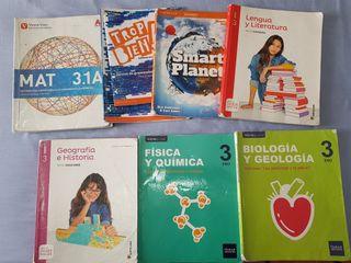 Libros 3 ESO Ies Carmen Burgos de Segui