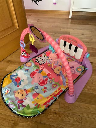 Gimnasio piano