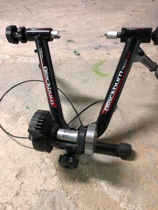 Rodillo para bicicleta blackburn
