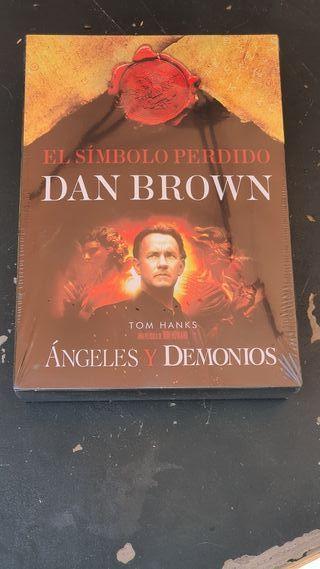 Libro + DVD Dan Brown