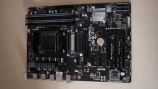 Placa base Gigabyte GA970AS3P. Socket AM3+