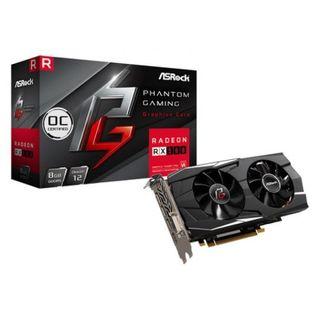 Grafica: AsRockPhantomGaming D Radeon RX580 OC 8GB