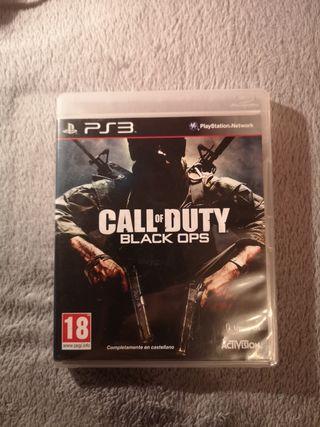 call of duty black ops perfecto estado