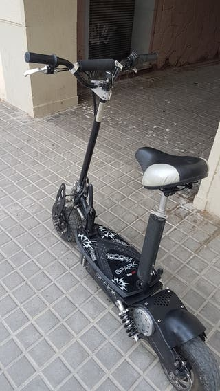 patinete scooter electrico 1000watios