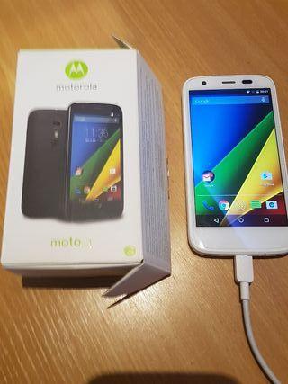 Motorola Moto G 8Gb blanco