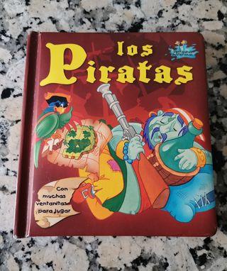 Libro infantil Los Piratas