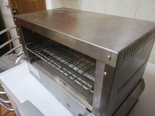 horno tostador industrial