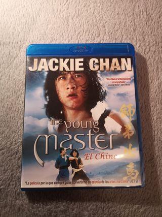 The young master 'El chino' bluray perfecto estado
