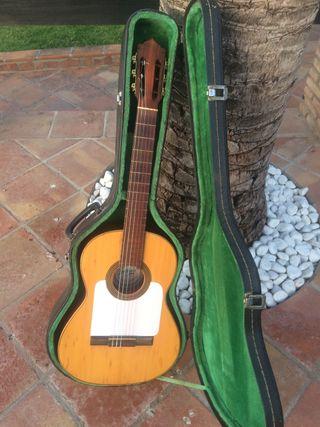 Guitarra flamenca Garrido