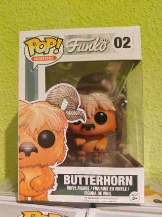 Funko pop Butterhorn