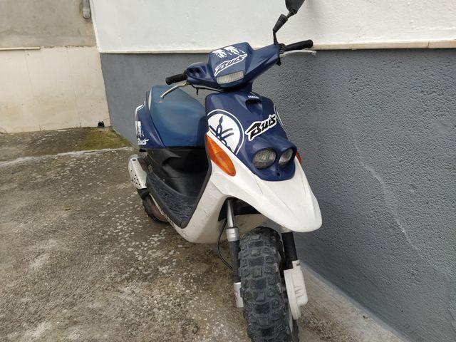 Yamaha bw's